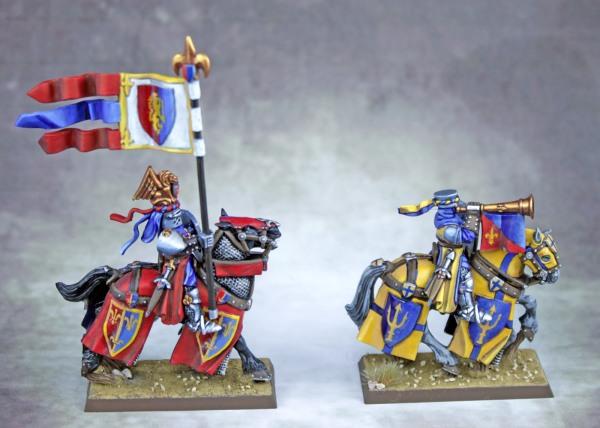 cavaleiros 3-1