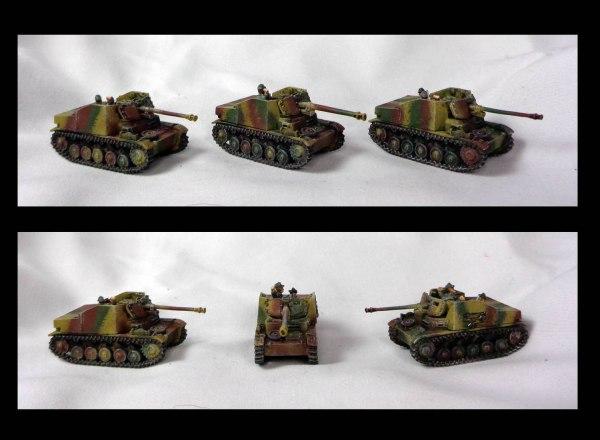 Marder II tank
